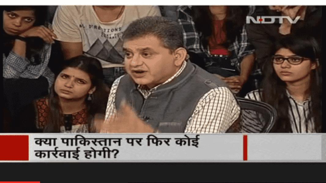 NDTV visit on 28-Sept